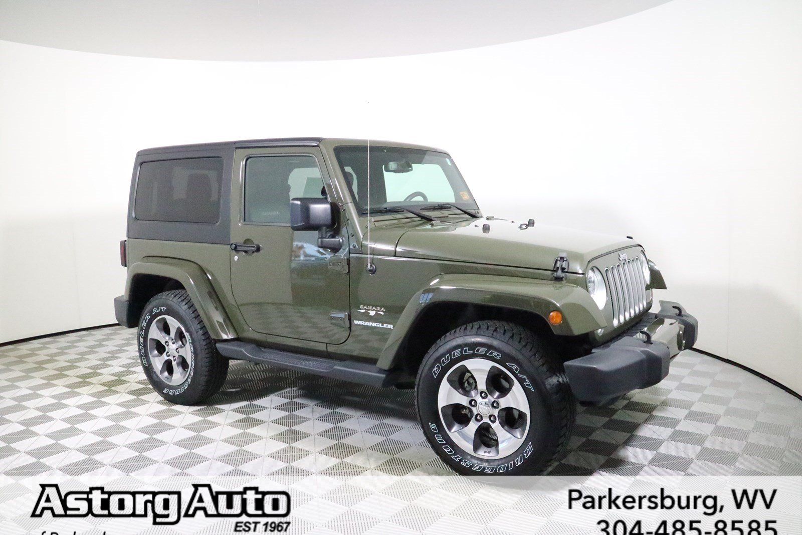 Certified Pre Owned 2016 Jeep Wrangler Sahara Convertible In
