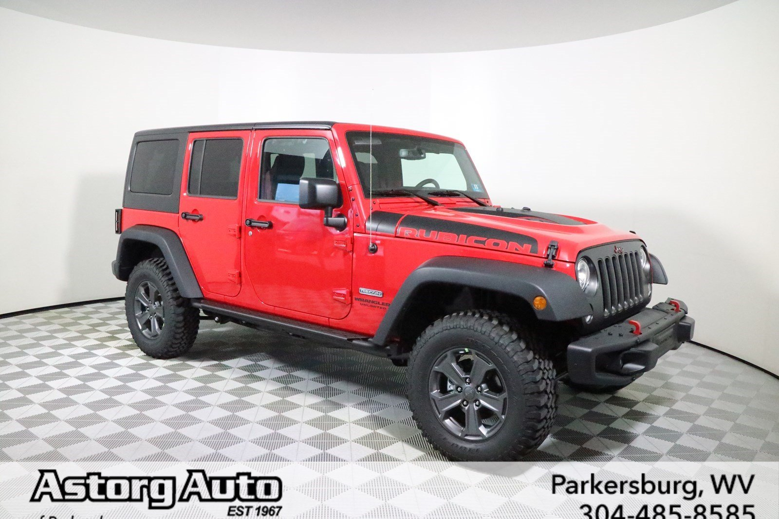 new 2017 jeep wrangler unlimited rubicon recon convertible in parkersburg d6763 astorg auto. Black Bedroom Furniture Sets. Home Design Ideas