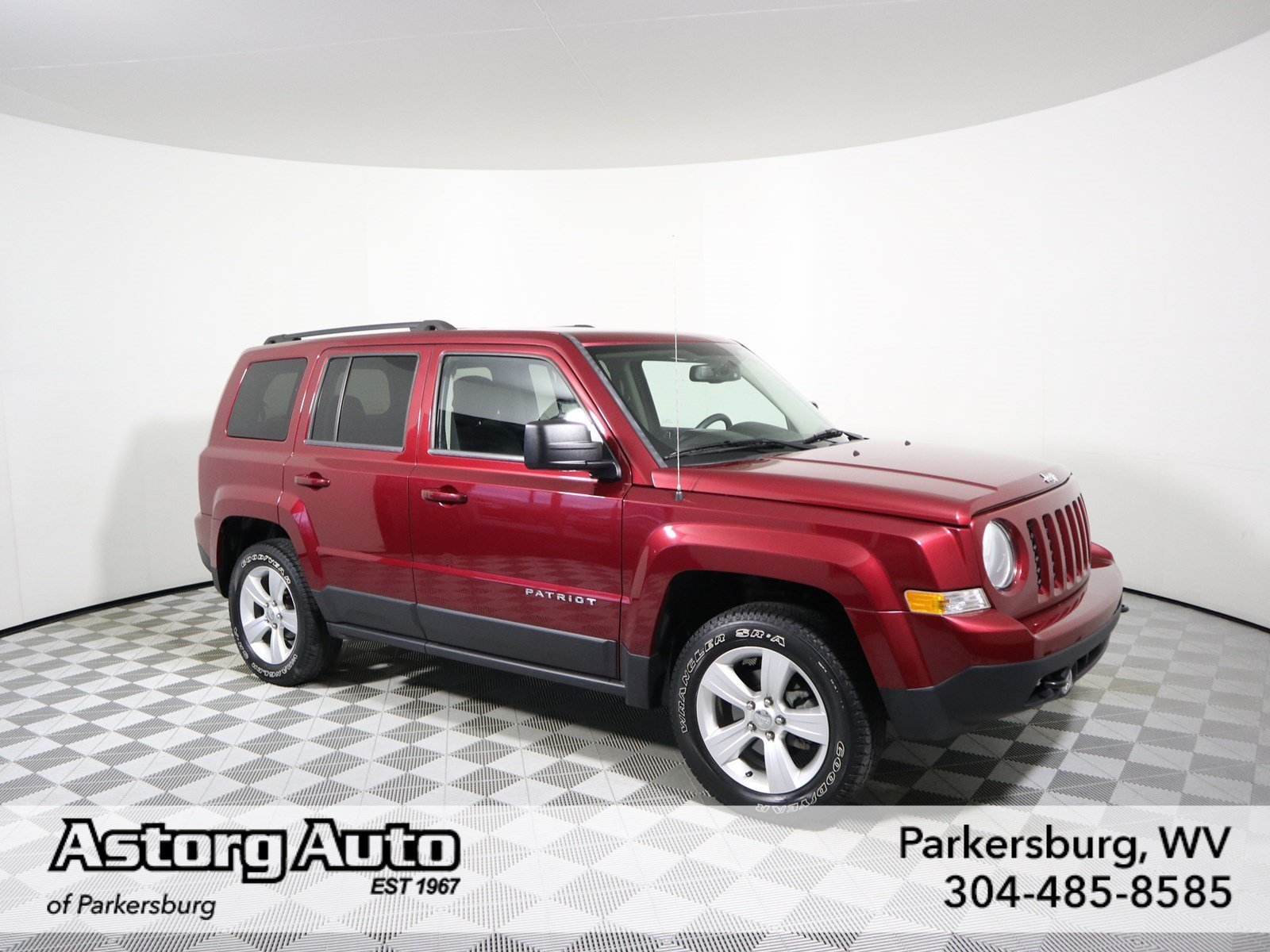 certified pre owned 2016 jeep patriot latitude sport utility in rh astorgauto com