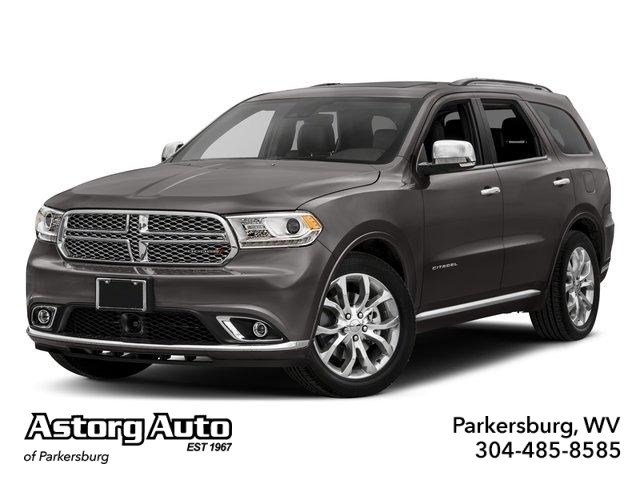 Dodge Durango Citadel >> New 2018 Dodge Durango Citadel Sport Utility In Parkersburg D7390