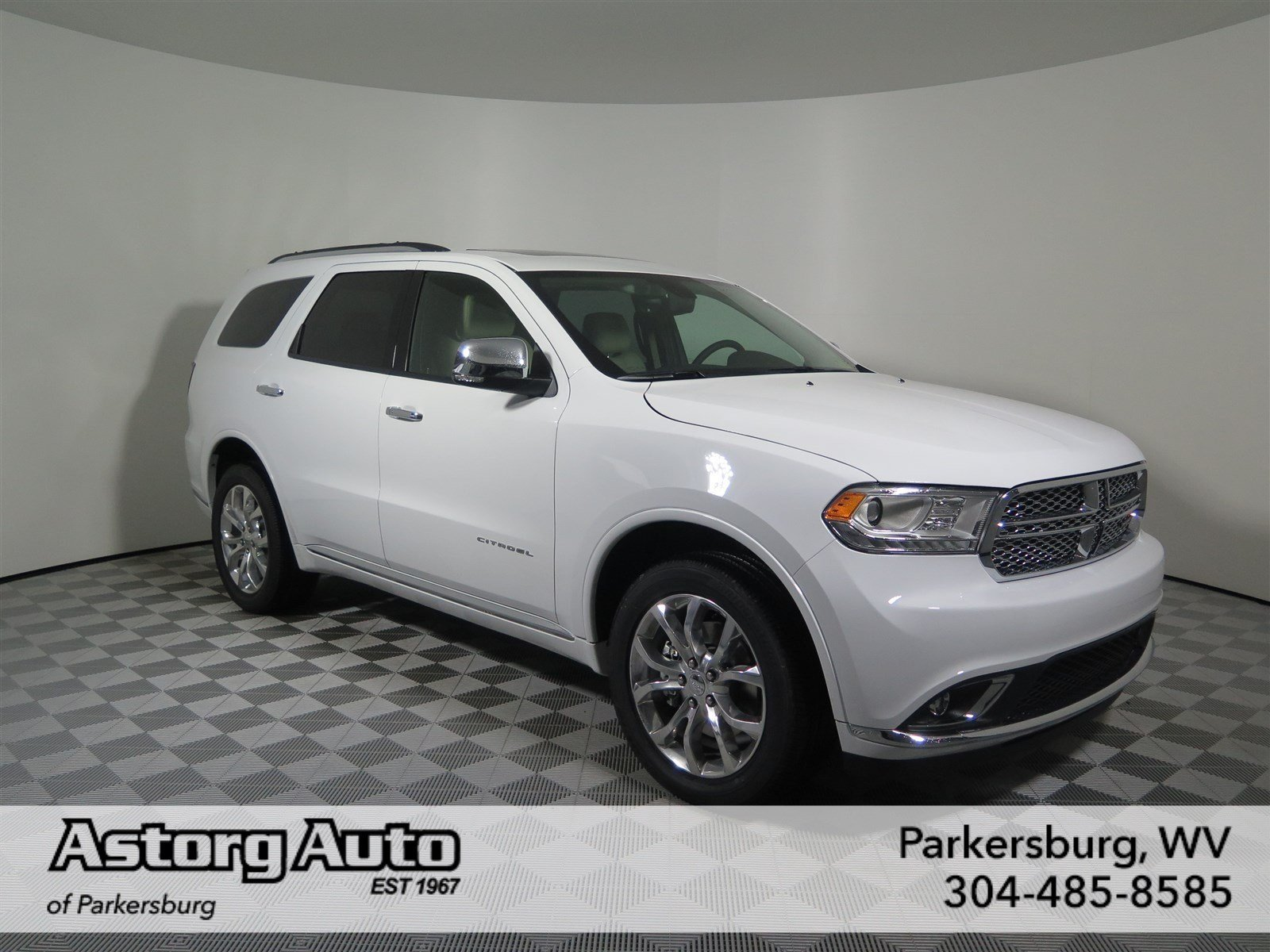 new 2017 dodge durango citadel sport utility in parkersburg d6148 astorg auto. Black Bedroom Furniture Sets. Home Design Ideas