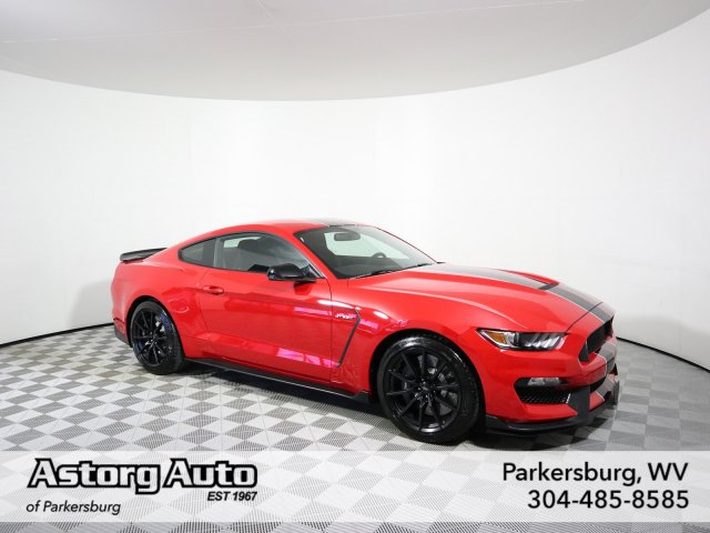 Certified Pre-Owned 2018 Ford Mustang Shelby GT350
