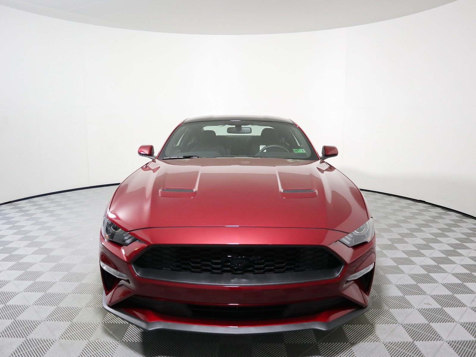 New 2019 Ford Mustang EcoBoost 2dr Car in Parkersburg # ...