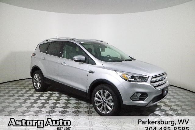 Pre-Owned 2018 Ford Escape Titanium