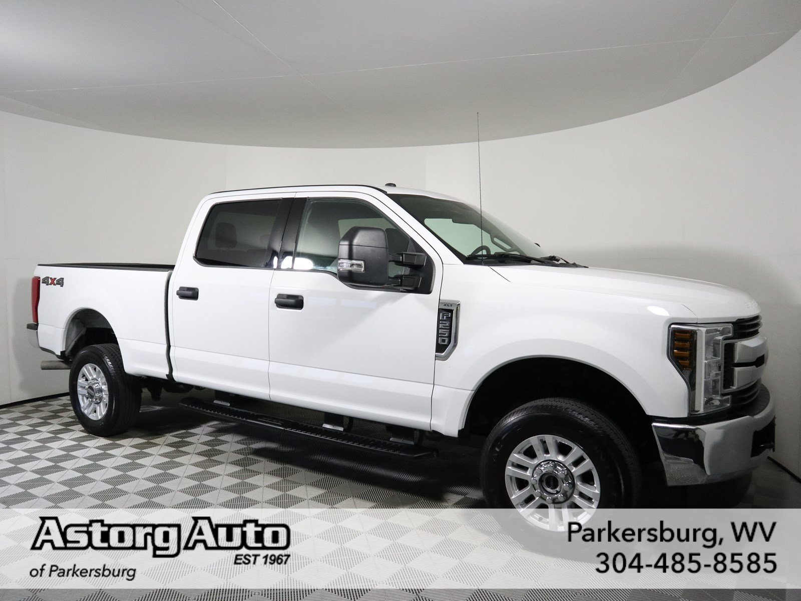 Certified Pre-Owned 2019 Ford Super Duty F-250 SRW XLT