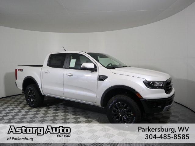 New 2019 Ford Ranger LARIAT With Navigation & 4WD