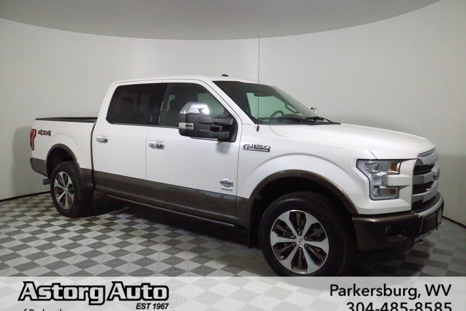 Certified Pre Owned 2016 Ford F 150 King Ranch