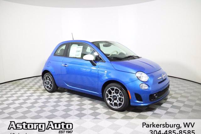 Fiat 500 Pop >> New 2018 Fiat 500 Pop Fwd Hatchback