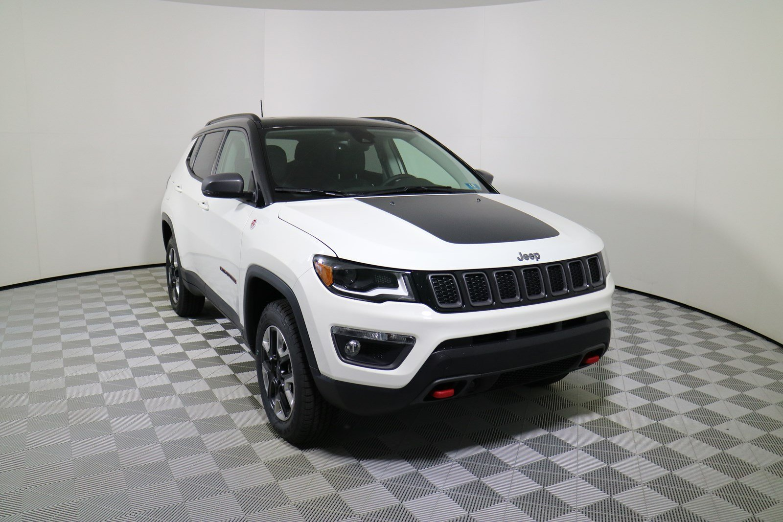 new 2017 jeep compass trailhawk sport utility in parkersburg d6578 astorg auto. Black Bedroom Furniture Sets. Home Design Ideas