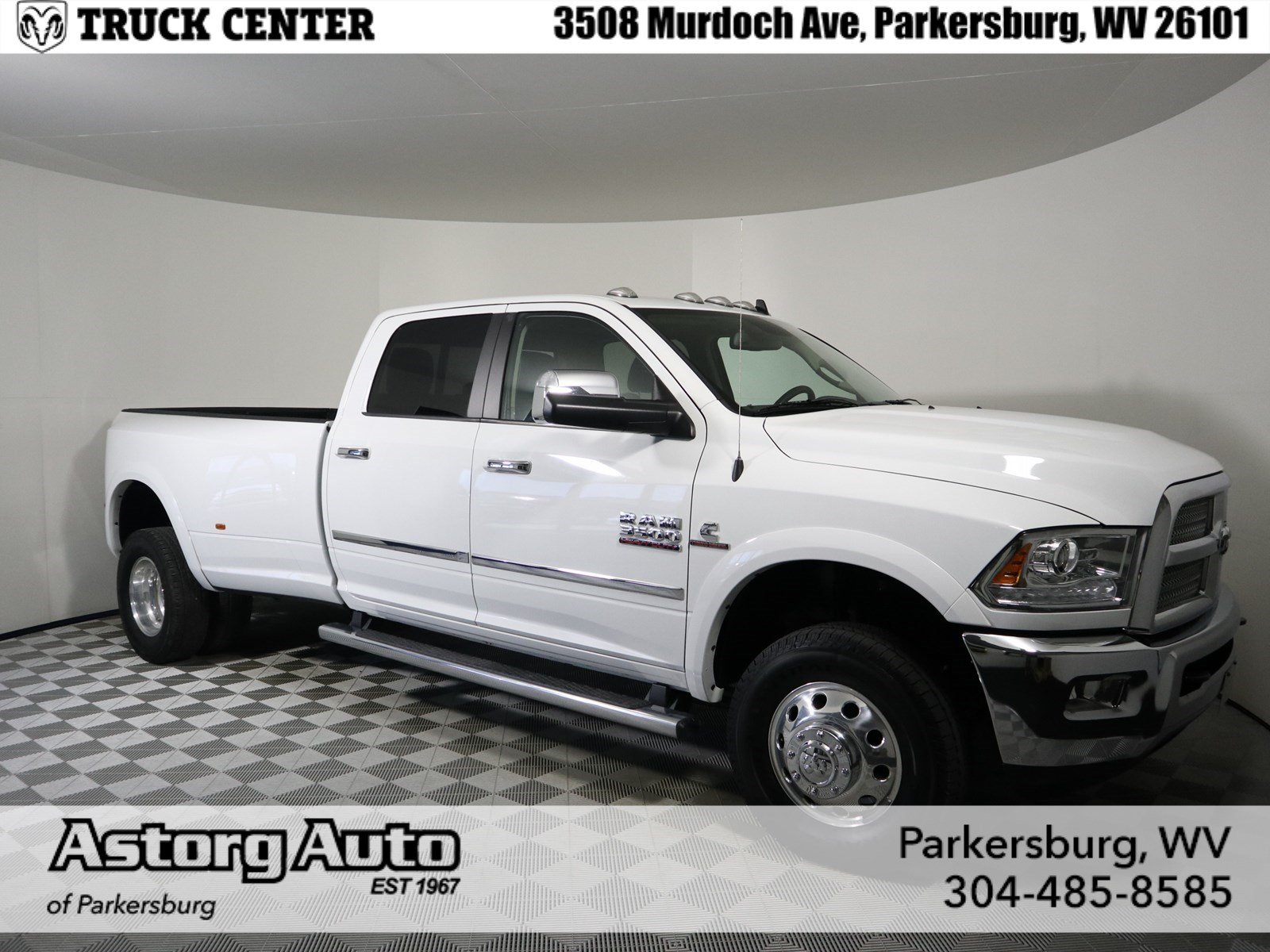 Certified Pre-Owned 2014 Ram 3500 Longhorn Limited
