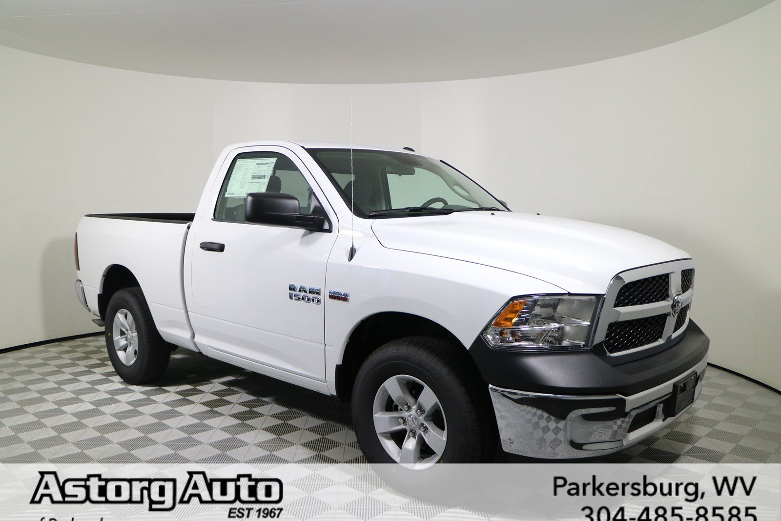 new 2017 ram 1500 tradesman regular cab pickup in parkersburg d6571 astorg auto. Black Bedroom Furniture Sets. Home Design Ideas
