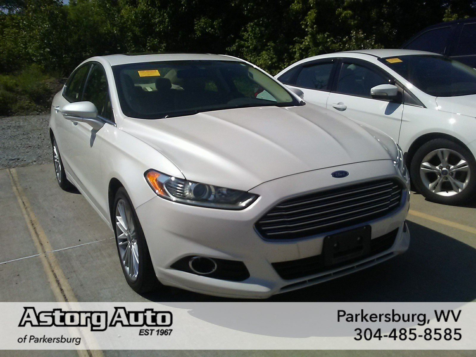 Certified Pre-Owned 2014 Ford Fusion SE