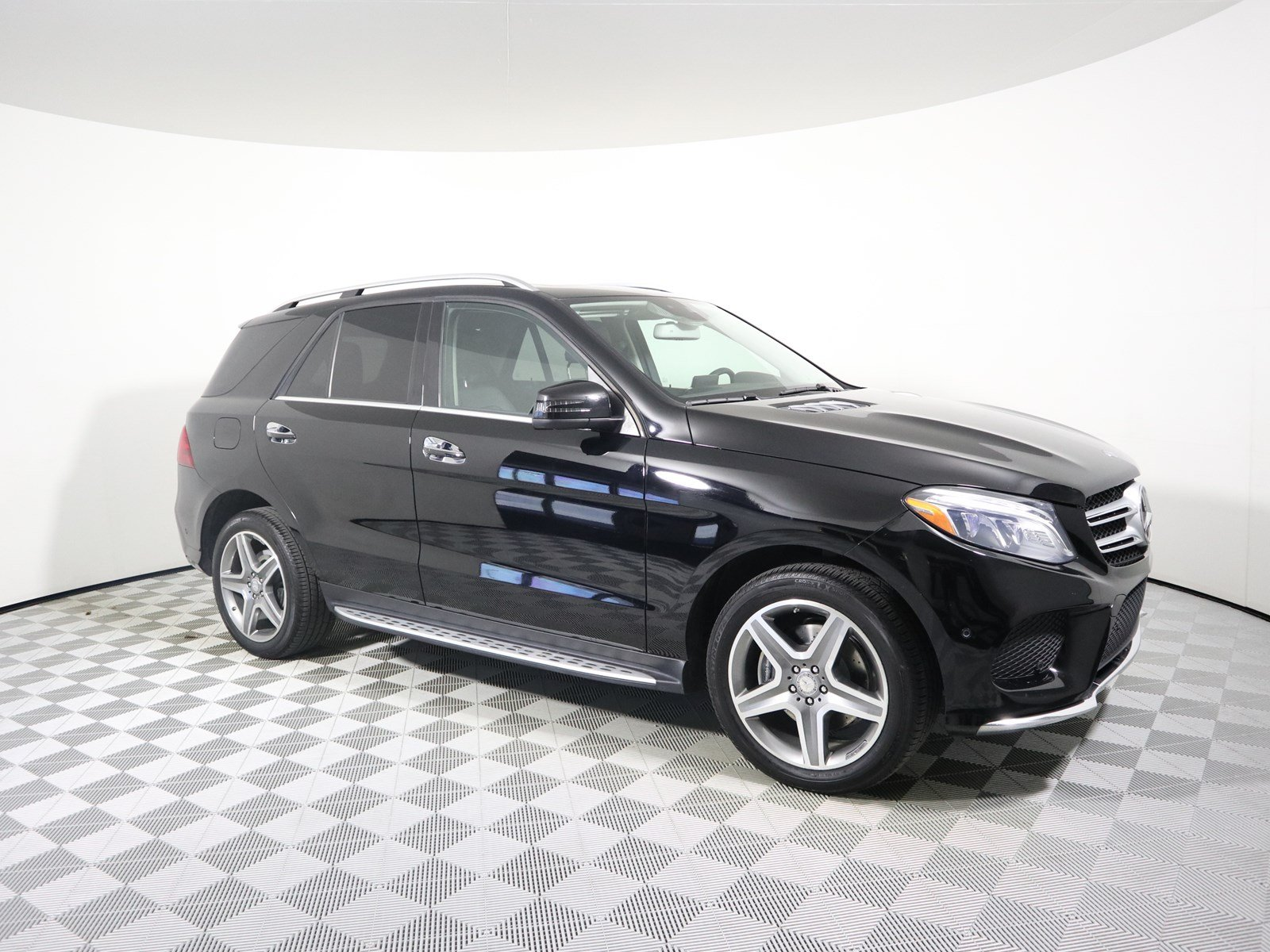 Certified Pre-Owned 2016 Mercedes-Benz GLE GLE 400