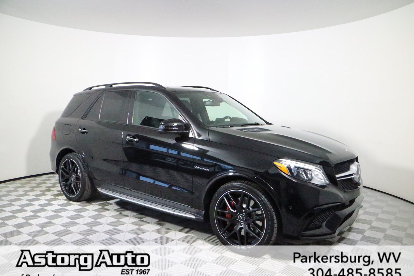New 2018 mercedes benz gle amg gle 63 s sport utility in for 2018 mercedes benz gle