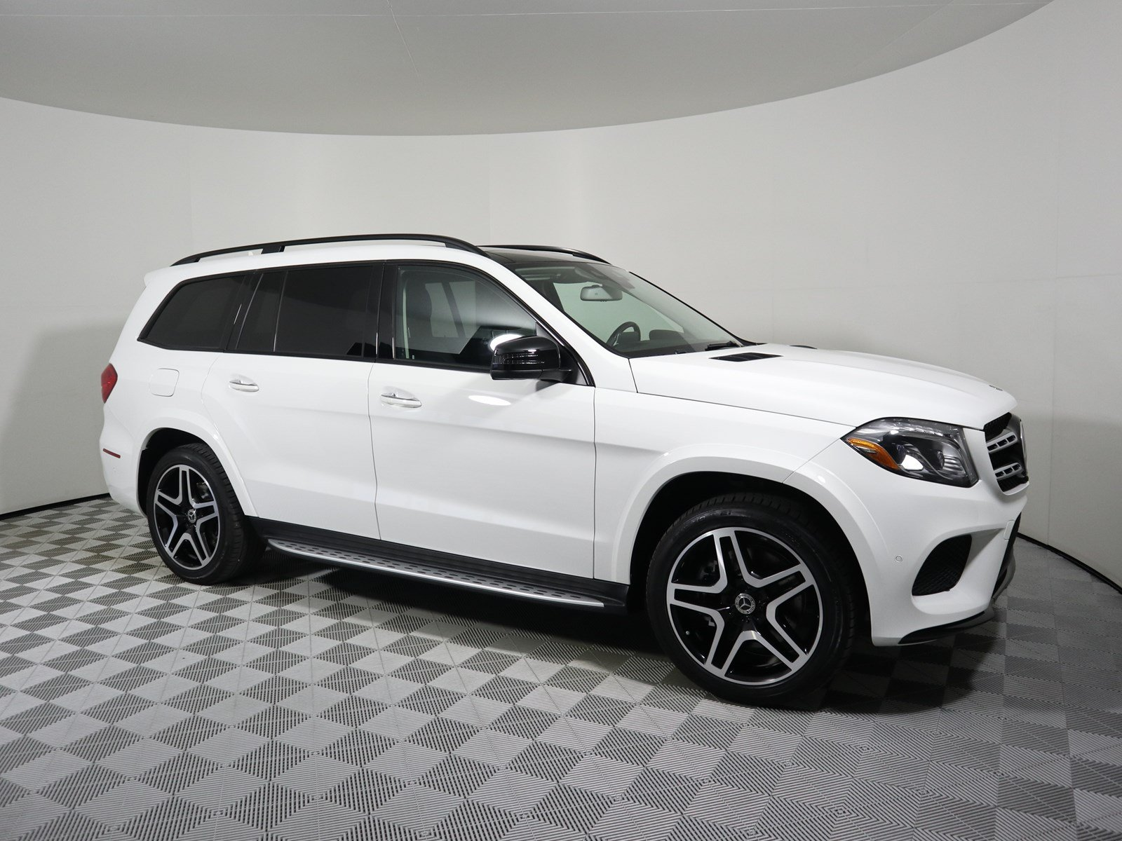 Certified Pre Owned 2018 Mercedes Benz GLS GLS 550 Sport Utility in