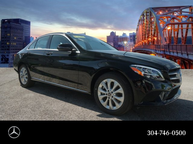 Certified Pre-Owned 2019 Mercedes-Benz C-Class C300 AWD