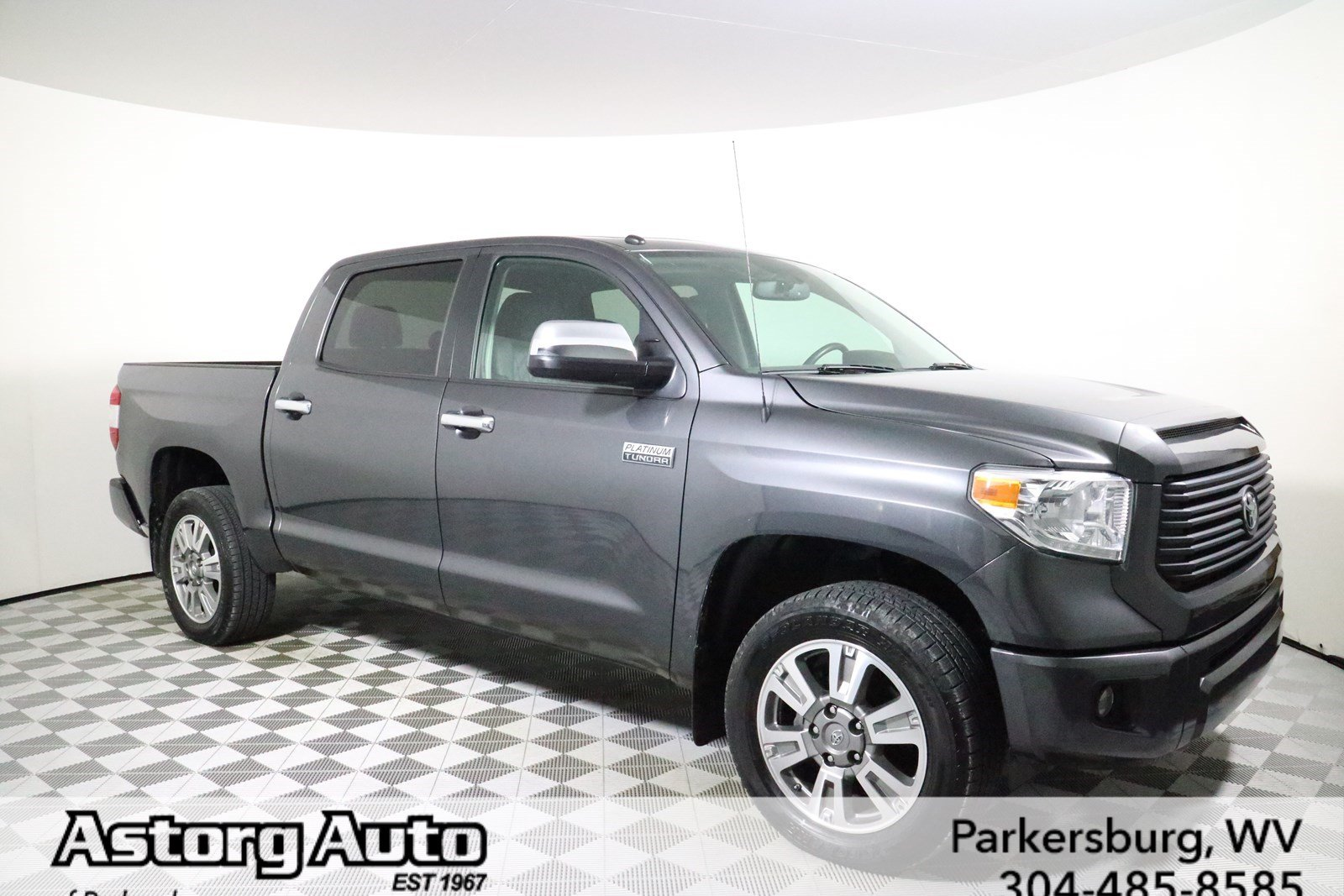 Pre Owned 2016 Toyota Tundra 4wd Truck Platinum
