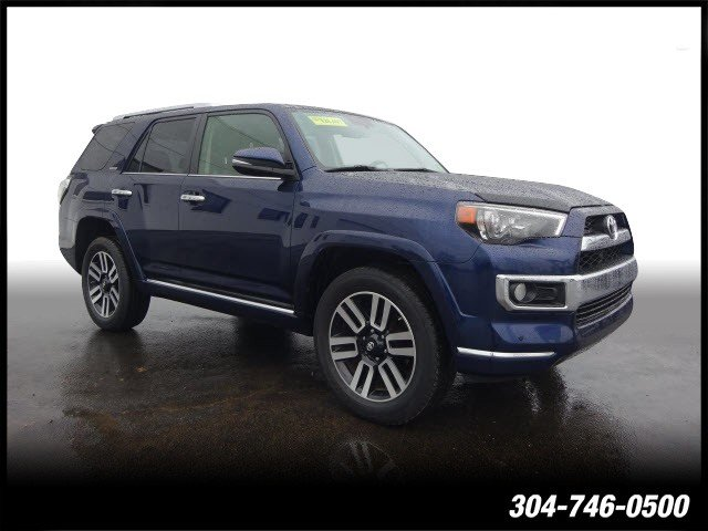 pre-owned 2014 toyota 4runner limited sport utility in charleston