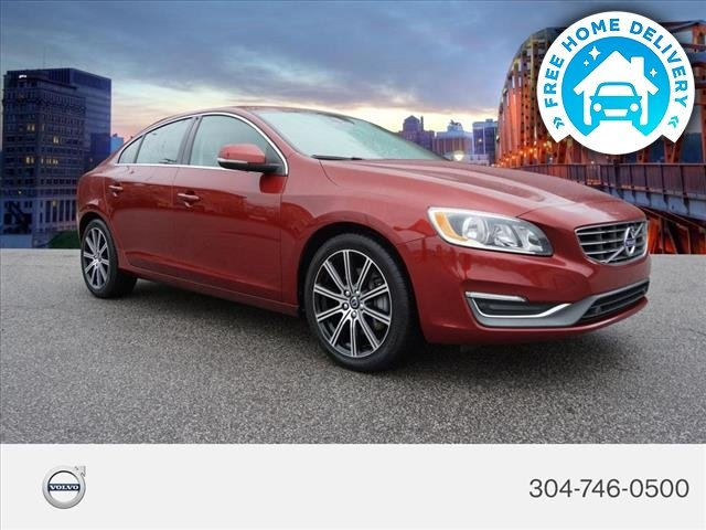 Certified Pre-Owned 2017 Volvo S60 Inscription