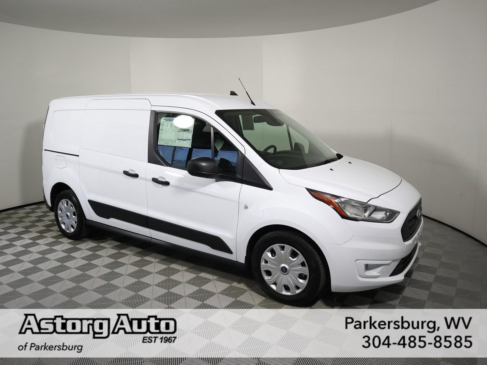 Ford Transit Connect >> New 2019 Ford Transit Connect Van Xlt Fwd Mini Van Cargo