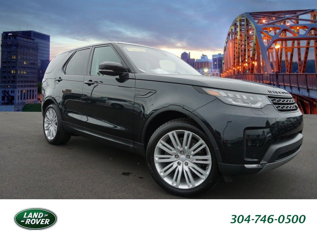 Certified Pre-Owned 2017 Land Rover Discovery First Edition