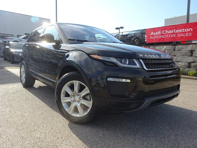 Certified Pre Owned 2016 Land Rover Range Rover Evoque Se Sport
