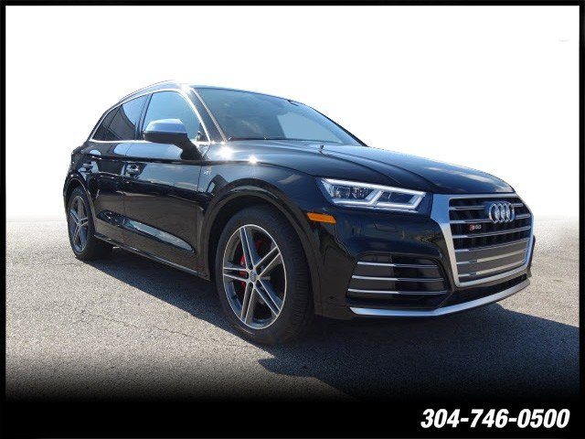 New Audi SQ Premium Plus Sport Utility In Charleston A - Audi sq5