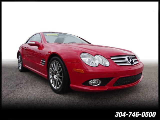 Pre-Owned 2008 Mercedes-Benz SL-Class SL550