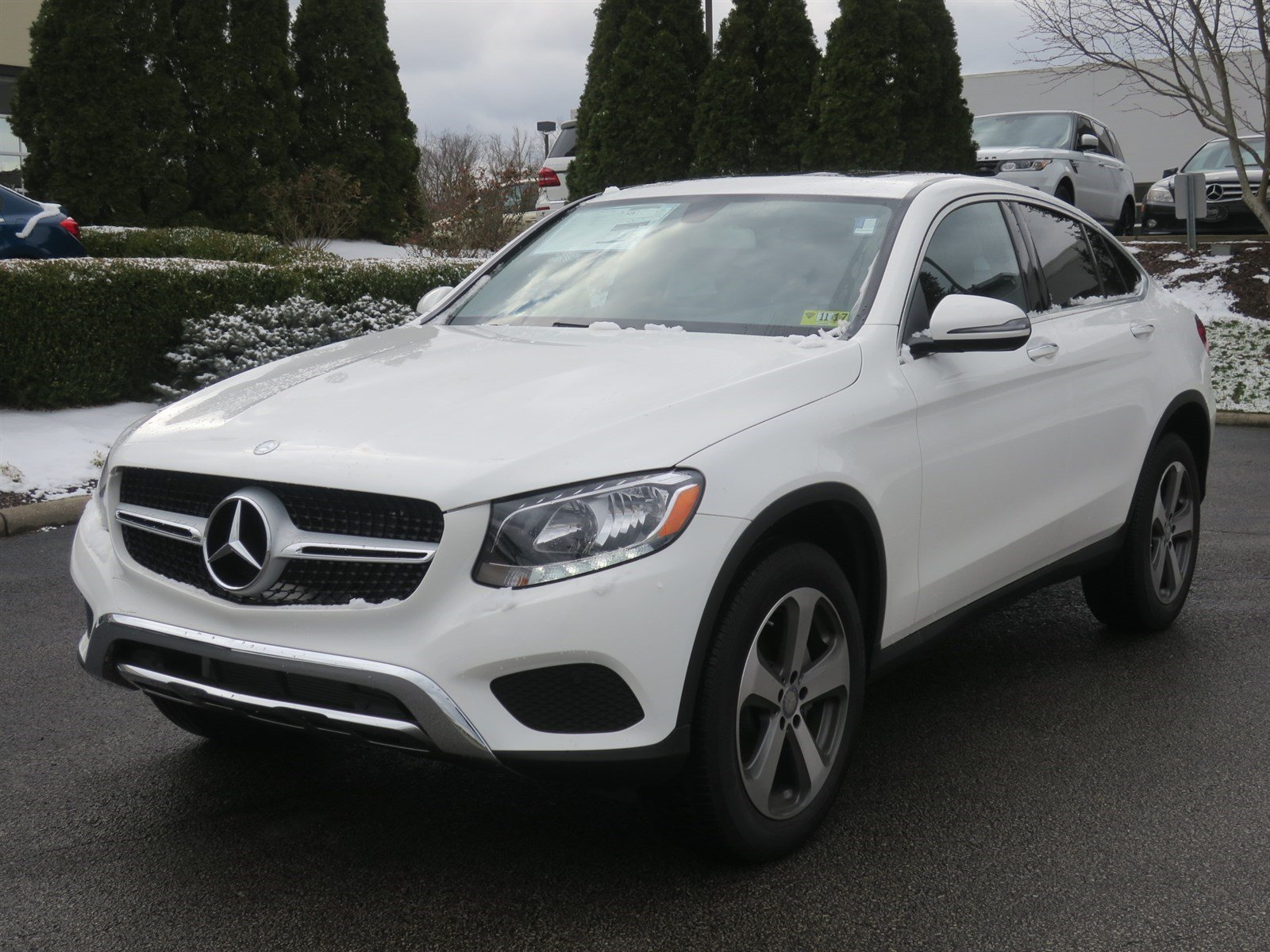 New 2017 mercedes benz glc glc 300 sport utility in for Lakeview mercedes benz