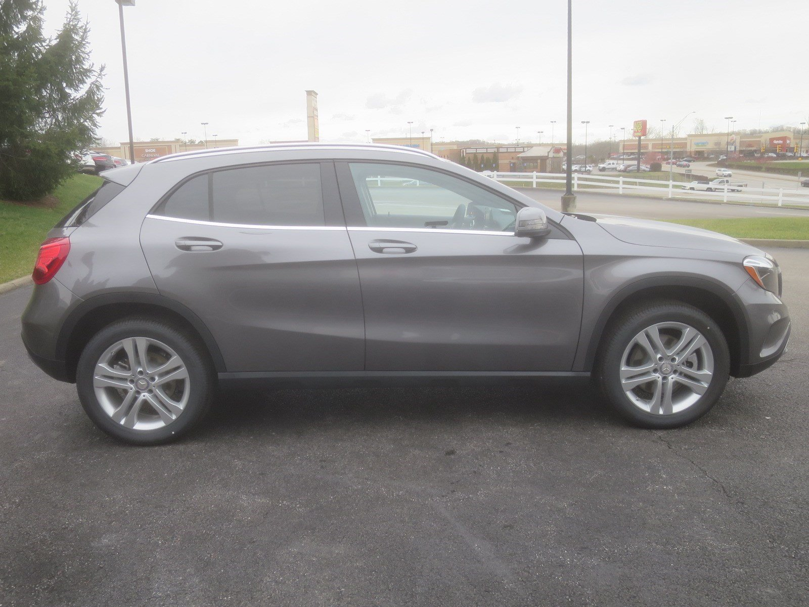 New 2017 mercedes benz gla gla 250 sport utility in for Lakeview mercedes benz