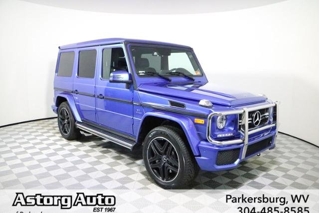 Certified Pre Owned 2018 Mercedes Benz G Class Amg G 63 Sport