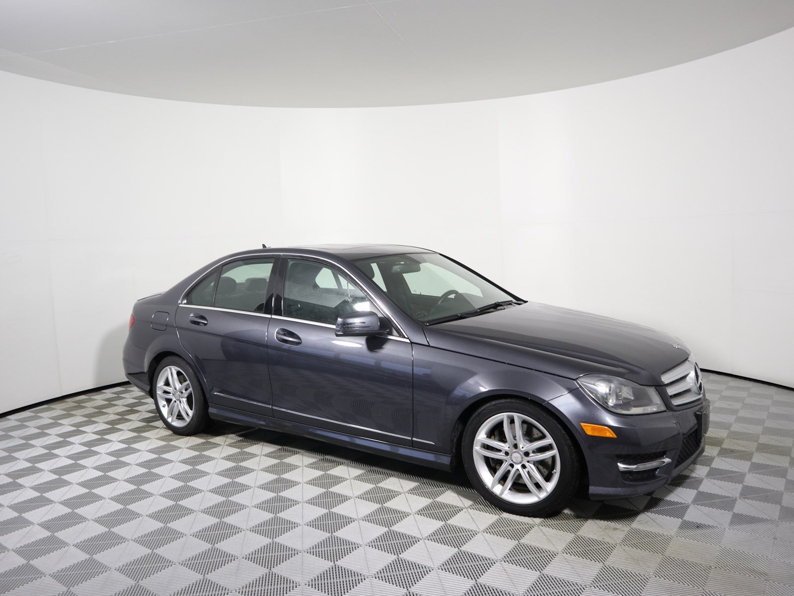 Certified Pre-Owned 2013 Mercedes-Benz C-Class C 300 Sport