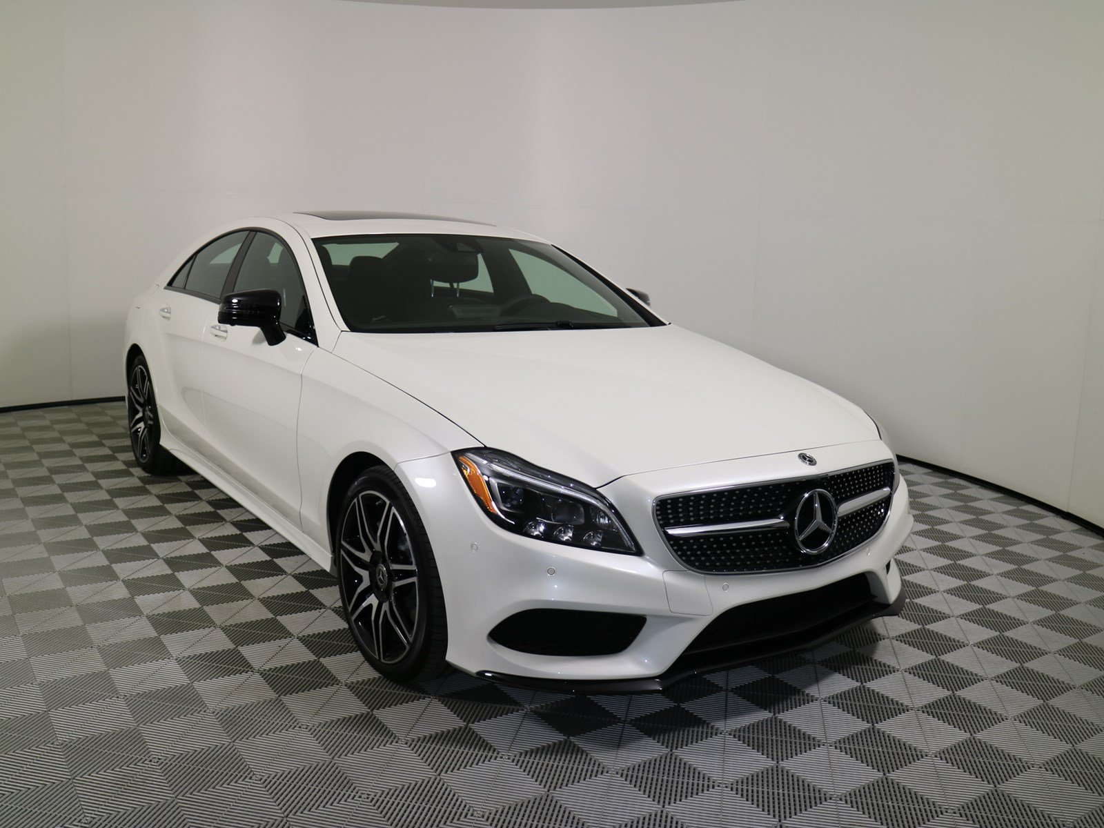 New 2017 Mercedes Benz Cls 550 Coupe In Parkersburg M5511