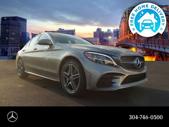 Certified Pre-Owned 2020 Mercedes-Benz C-Class C300