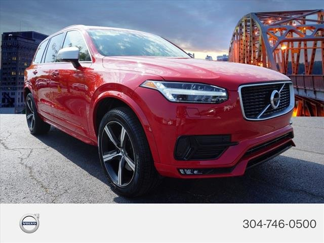 Certified Pre-Owned 2016 Volvo XC90 T6 R-Design