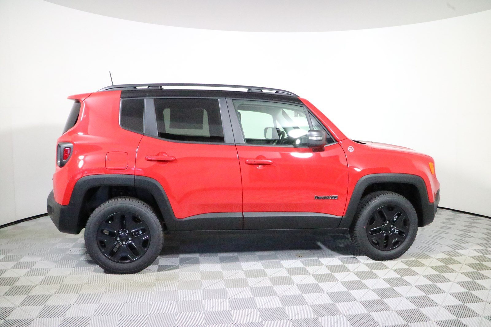 New 2018 Jeep Renegade Trailhawk Sport Utility in ...
