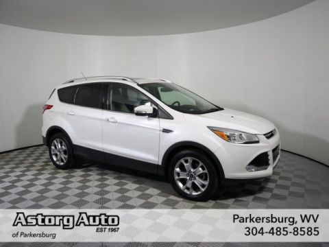 Certified Pre-Owned 2015 Ford Escape Titanium
