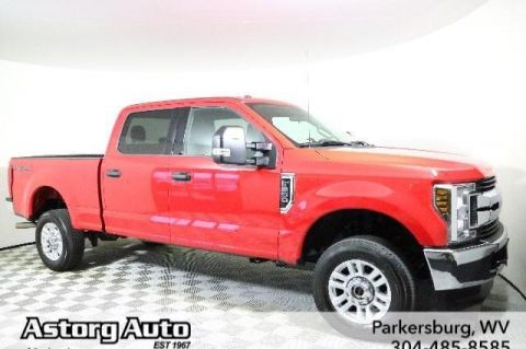 Certified Pre-Owned 2018 Ford Super Duty F-250 SRW XLT