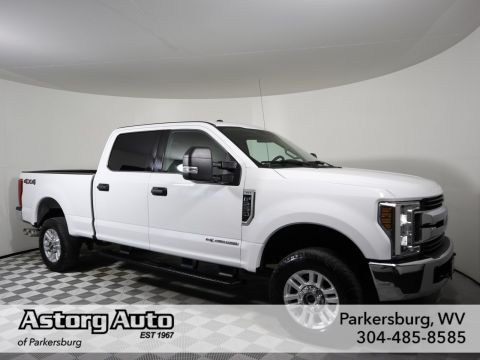 Certified Pre-Owned 2019 Ford Super Duty F-250 SRW