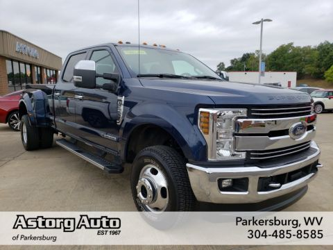 Certified Pre-Owned 2018 Ford Super Duty F-350 DRW LARIAT