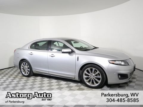 Pre-Owned 2012 Lincoln MKS w/EcoBoost