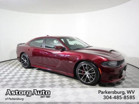 Certified Pre-Owned 2017 Dodge Charger R/T Scat Pack