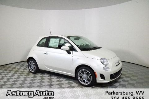 Certified Pre-Owned 2018 FIAT 500 Pop