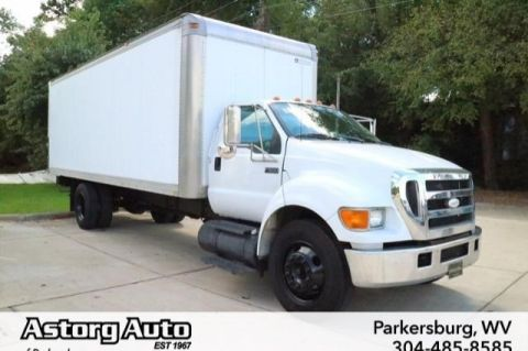 Pre-Owned 2007 FORD F650 SUPER DUTY