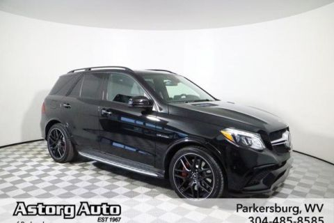 Certified Pre-Owned 2018 Mercedes-Benz GLE AMG® GLE 63 S