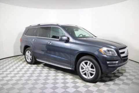 Certified Pre-Owned 2016 Mercedes-Benz GL GL 350 BlueTEC®