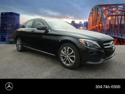 Certified Pre-Owned 2019 Mercedes-Benz C-Class C300