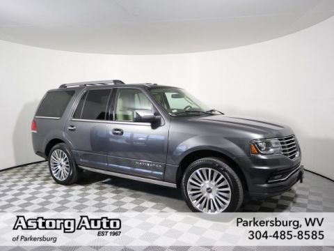 Certified Pre-Owned 2015 Lincoln Navigator