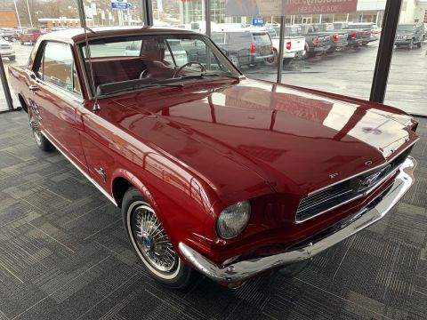 Pre-Owned 1966 FORD MUSTANG