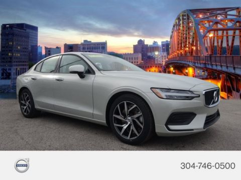 Certified Pre-Owned 2019 Volvo S60 Momentum